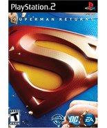 Superman Returns - PlayStation 2 [PlayStation2] - $1.97