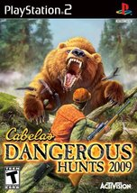 Cabela's Dangerous Hunts 2009 [PlayStation2] - $3.75