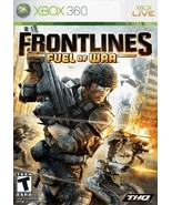 Frontlines: Fuel of War - Xbox 360 [Xbox 360] - $5.28