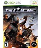 G.I. JOE: The Rise of Cobra - Xbox 360 [Xbox 360] - $4.45