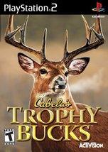 Cabela's Trophy Bucks [PlayStation2] - $3.96