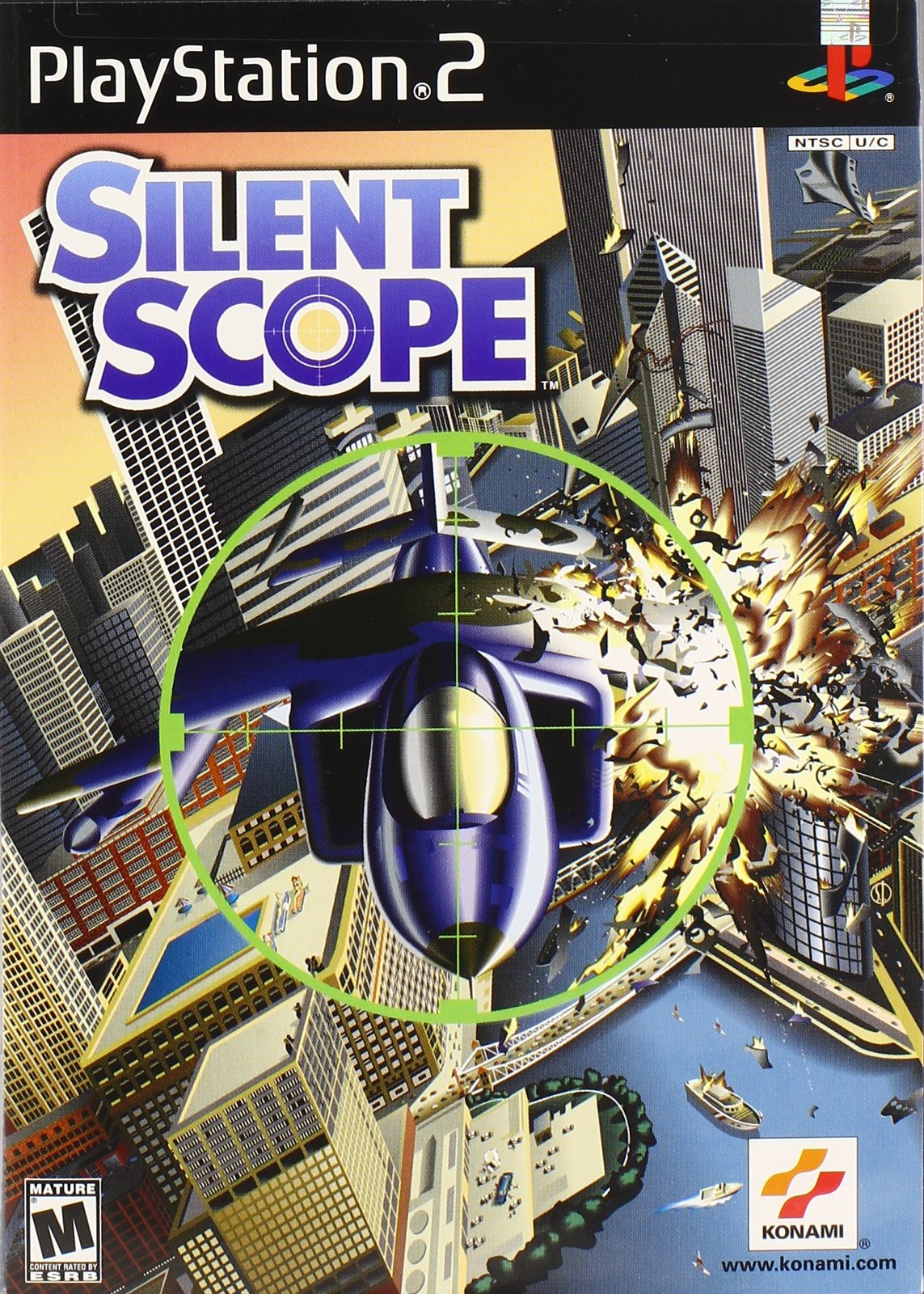 Silent Scope [PlayStation2]
