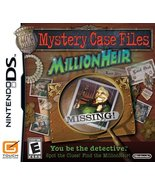 Mystery Case Files: MillionHeir [Nintendo DS] - $3.31
