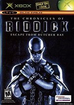 The Chronicles of Riddick: Escape From Butcher Bay - Xbox [Xbox] - $4.26