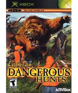 Cabela's Dangerous Hunts - Xbox [Xbox] - $4.43