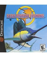 Sega Marine Fishing [Sega Dreamcast] - $6.49
