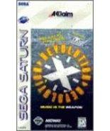 Revolution X - Sega Saturn [Sega Saturn] - $6.34