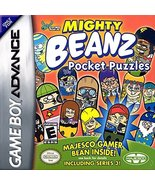 Mighty Beanz: Pocket Puzzles [Game Boy Advance] - $4.92