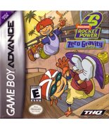 Rocket Power Zero Gravity [Game Boy Advance] - $3.92