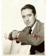 James MEIGHAN Broadway RADIO Actor ORG Promo PHOTO J266 - $19.99