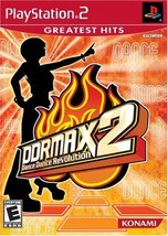 Dance Dance Revolution Max 2 - PlayStation 2 [PlayStation2] - $6.01