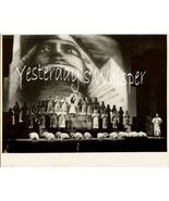 1955 SF Opera AIDA Act I ORG Robert LACKENBACH PHOTO J385 - $9.99