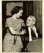 Barbara FULTON Clarence OLIVER THEATRE ORG PHOTO J398 - $14.99