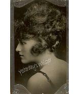 Beautiful PROFILE Virginia BARTON c.1920 DW ORG PHOTO - $19.99