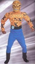 Marvels Thing Costume Child's Sz 4/6 - $29.00