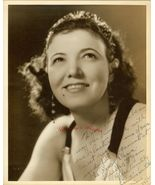 UNKNOWN Countess Santelli AUTOGRAPED DW Org PHOTO F847 - $19.99