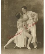 PAULO and PAQUITA Dreamy SPAIN 1928 Kohler PHOT... - $19.99