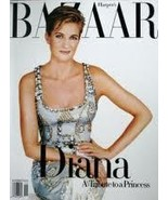 Harper's Bazaar November 1997  Diana a Tribute to Princess FREE Shipping - $32.39