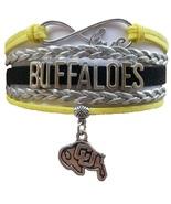Colorado University CU Buffaloes Fan Shop Infinity Bracelet Jewelry - $12.99