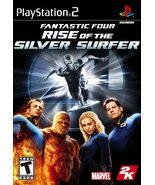 Fantastic 4: Rise of the Silver Surfer - PlayStation 2 [PlayStation2] - $3.96