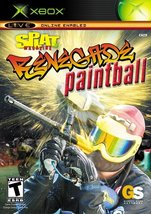 Splat Magazine Renegade Paintball [Xbox] - $4.81