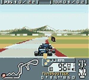 F1 World Grand Prix [Game Boy Color]
