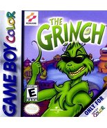 The Grinch - GameBoy Color [Game Boy Color] - $6.47