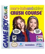 Mary-Kate & Ashley Crush Course [Game Boy Color] - $3.78