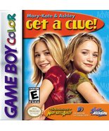 Mary-Kate & Ashley: Get A Clue [Game Boy Color] - $3.96