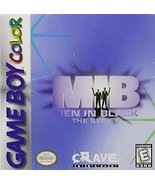 Men in Black: The Series [Game Boy Color] - $3.46