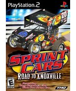 Sprint Cars: The Road to Knoxville - PlayStation 2 [PlayStation2] - $5.42