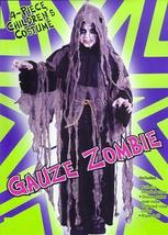 GAUZE ZOMBIE Great Costume 12/14 Childs SIZE - $39.00
