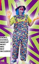 Colorful Clown Costume CHILD'S size 8/10 - $25.00