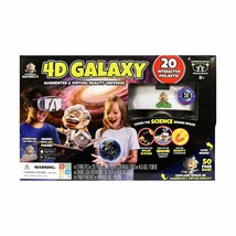 New! Professor Maxwell's 4D Augmented Reality Science Kit - Galaxy - $39.75