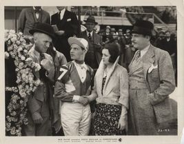 Lew CODY Jockey Marion NIXON Org Pathe Movie PHOTO E827 - $14.99