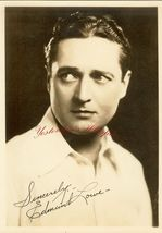 Edmund LOWE Org Silent Era FAN Publicity PHOTO F695 - $9.99