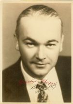 William BOYD Actor Org Silent Era FAN PHOTO F903 - $9.99