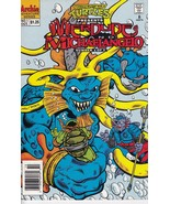 TEENAGE MUTANT NINJA TURTLES presents MERDUDE #1 (1993) Archie Comics VERY FINE - $9.89