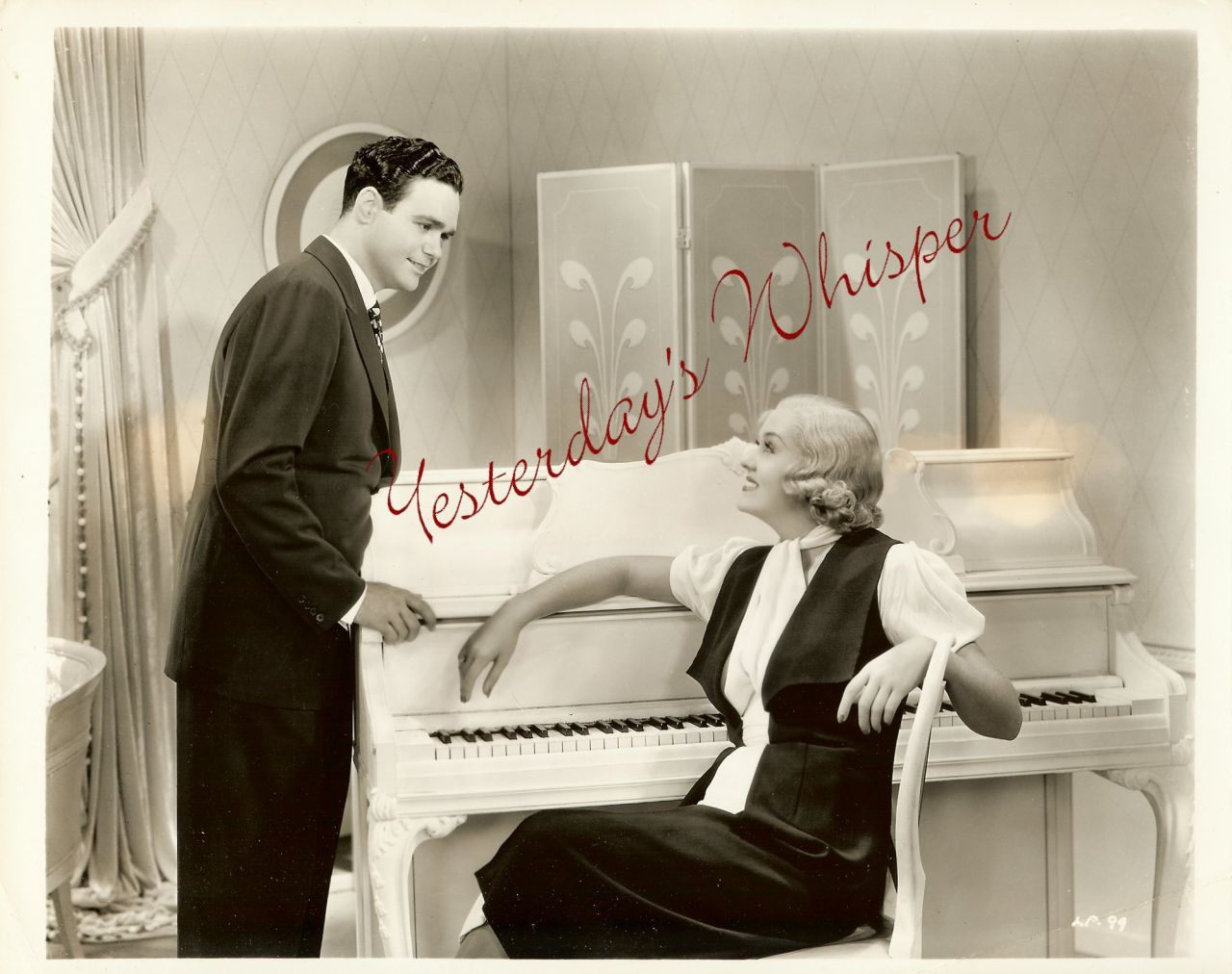 Patricia ELLIS Sing me a LOVE SONG Piano ORG PHOTO G933 - $14.99