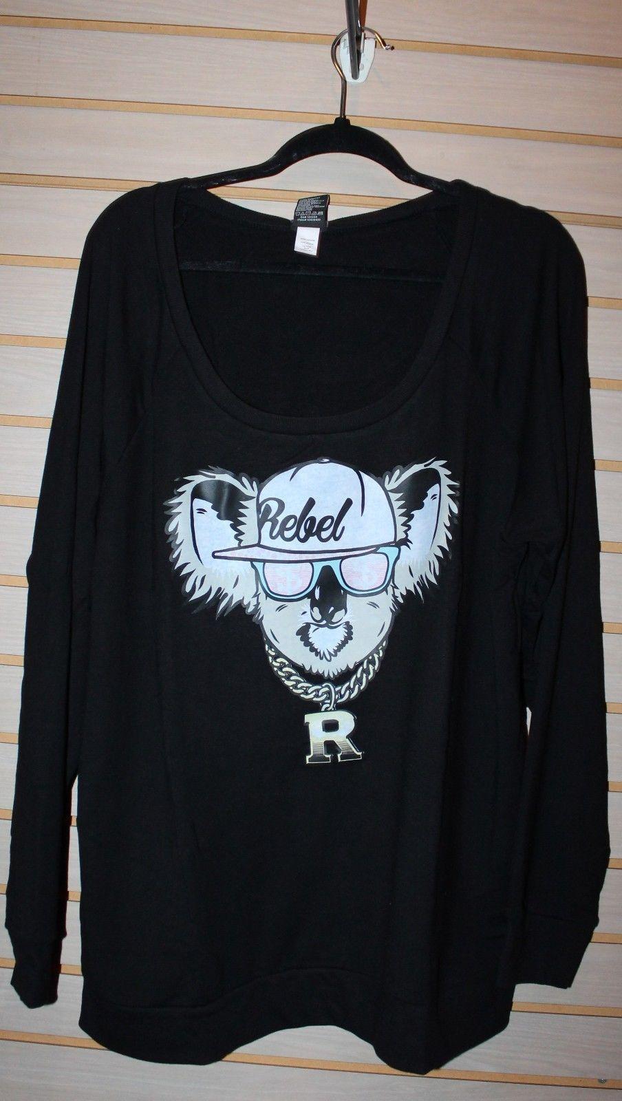 c19fe14ff5f New Torrid Womens Plus Size 5X 5 Black Rebel and 50 similar items. 57