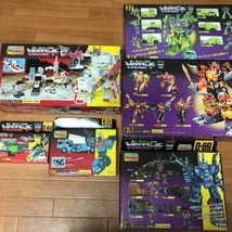Takara Transformers C-71 C-84 37 D-69 D-78 Etc. Figurine Set Used Tout O... - $3,215.06