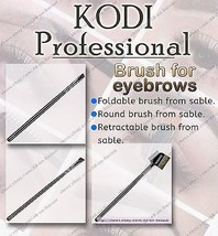 KODI PROFESSIONAL Make-up BRUSHES FOR Eyebrows / Eyebrows makeup - $10.89+