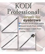 KODI PROFESSIONAL Make-up BRUSHES FOR Eyebrows / Eyebrows makeup - $10.89+
