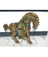 """New $230 HEIDI DAUS """"Divine Equine"""" Equestrian ... - $162.58"""