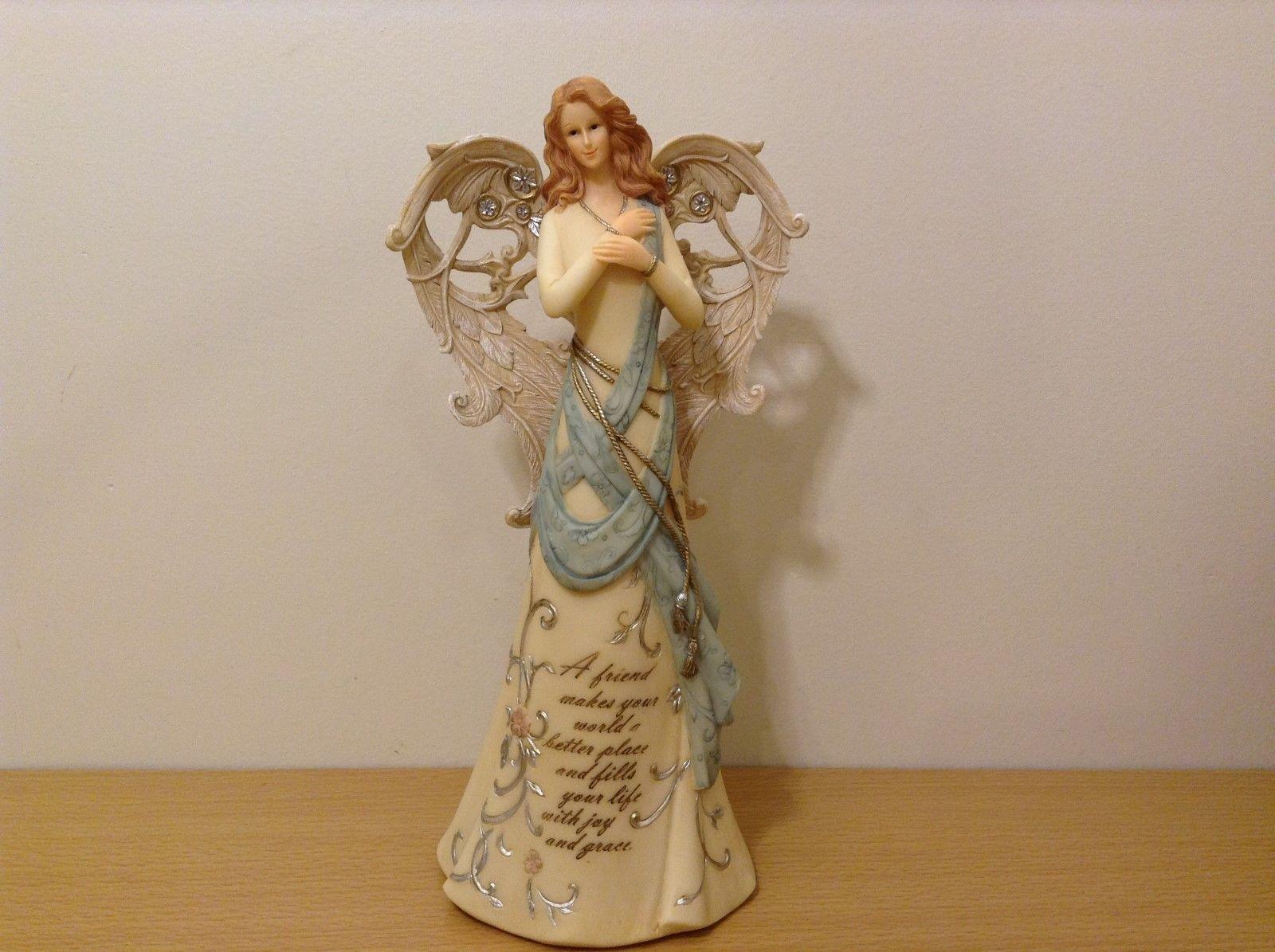 Seagull Studios Ornate by Barbara McDonald Friend Angel