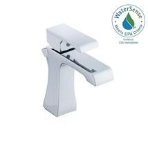 """Glacier Bay 67569-6001 10000 Series 4"""" Single Hole 1-Handle Bathroom Faucet, CH - $55.00"""