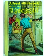 Three Investigators Secret of Terror Castle Norwegian edition Hardy Boys... - $48.00
