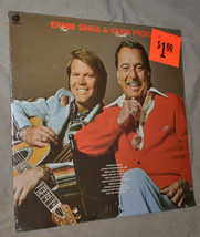 sealed country LP Tennessee Ernie Ford Sings Glen Campbell Picks guitar ... - $19.98