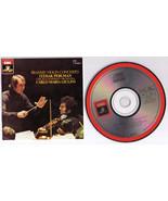 Brahms Violin Concerto Itzhak Perlman Giulini CSO CD EMI 7 47166 2 Japan... - $9.75
