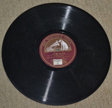 Marlene Dietrich 78 rpm Give Me the Man HMV EG 2275 1930 from her film M... - $33.49